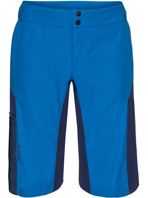VAUDE Downieville Shorts Men radiate blue/cobalt